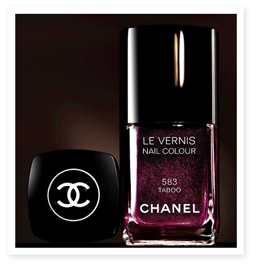 chanel le vernis in taboo styleincblog. Black Bedroom Furniture Sets. Home Design Ideas